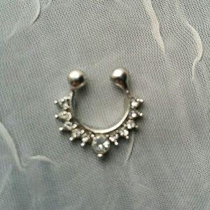 Faux septum ring 5